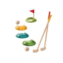 Mini Golf - Dubbele set  - Plan Toys