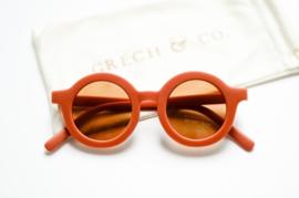 Sunnies - Rust - Grech&Co
