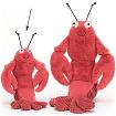Knuffel - Larry lobster medium - Jellycat