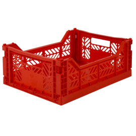 Ay-kasa - mini box - red - Lillemor
