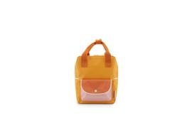 Backpack  wanderer - Small - Sticky Lemon