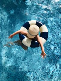 Swim ring Olivia - Cannes blue - Petites Pommes