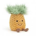 Knuffel - Amuseable pineapple small - Jellycat