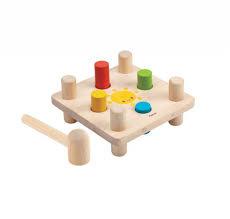 Hammer Peg  - Plan Toys