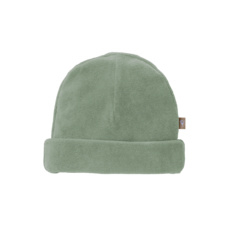 Muts velours newborn - Forest green - Fresk