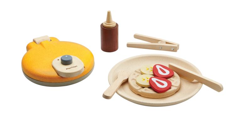 Waffle  set  - Plan Toys