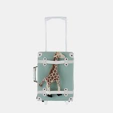 See-Ya Suitcase - Sage - Olli Ella