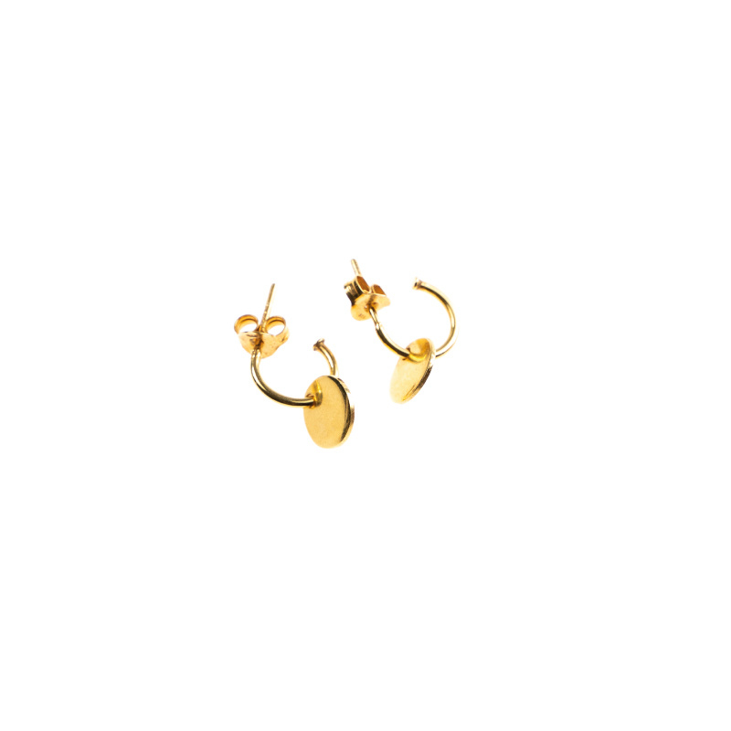 hangers - Thais - gold - Selva Sauvage