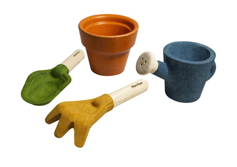 Tuinier set  - Plan Toys