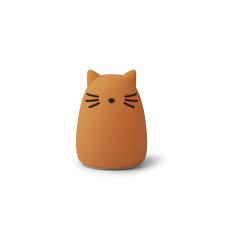 Night light - Winston cat mustard - Liewood