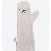 Baby shower glove - Seal Grey - Invented 4 kids