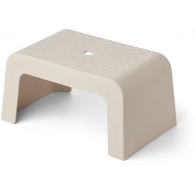 Step stool Ulla - Sandy - Liewood
