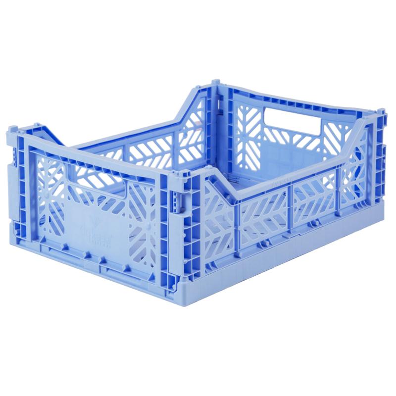 Ay-Kasa - midi box - baby blue - Lillemor