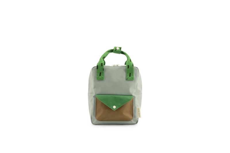 Backpack  sprinkles envelop - Small - Sticky Lemon