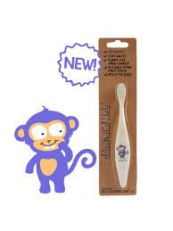 Tandenborstel bio - monkey - Jack'N Jill