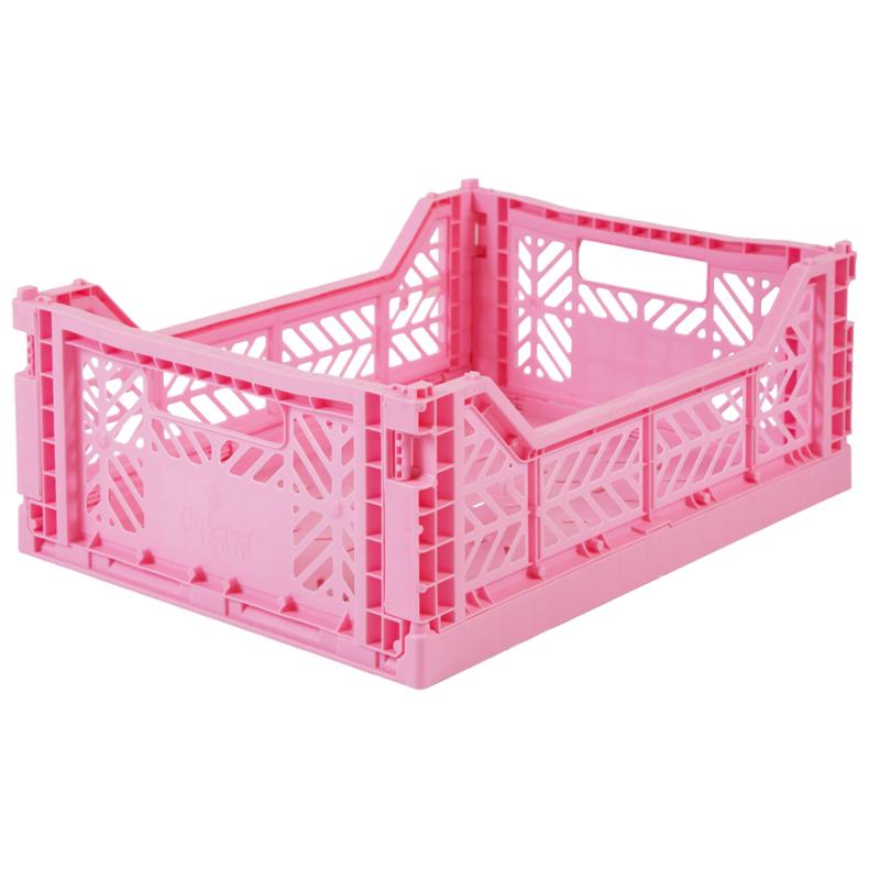 Ay-Kasa - midi box - baby pink - Lillemor