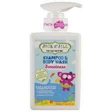 Shampoo & body wash - Sweetness - Jack N'Jill