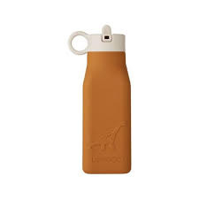 Warren bottle - Dino mustard - Liewood