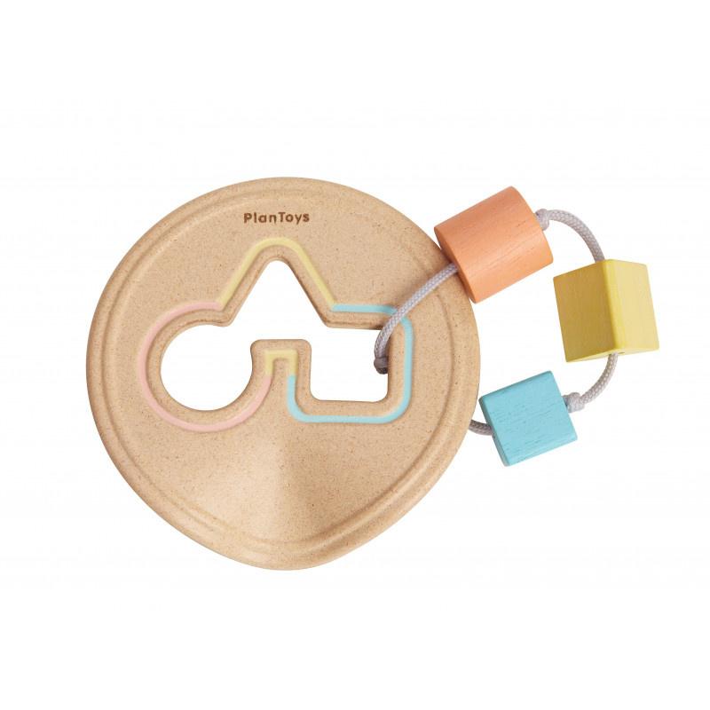 Shape sorter  - Plan Toys