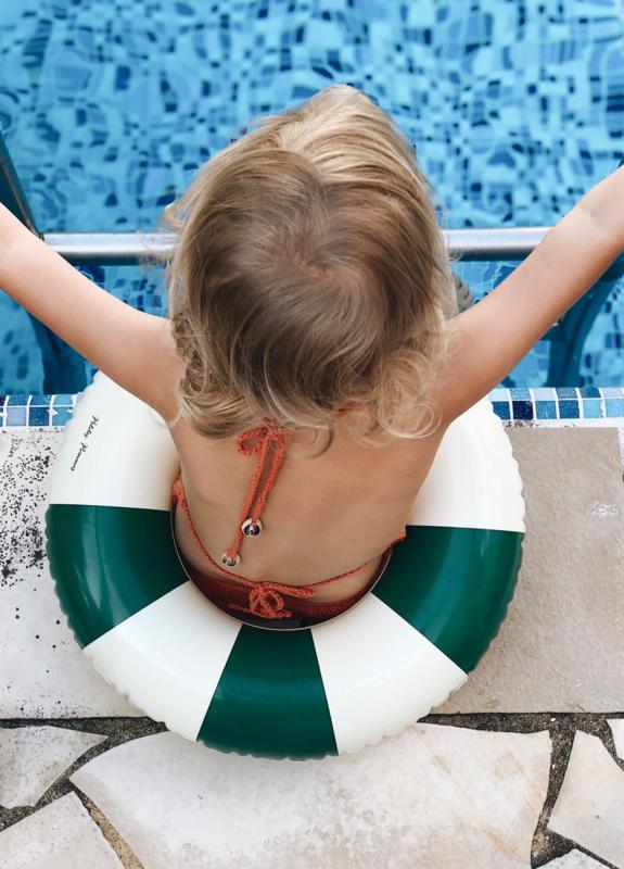 Swim ring Anna - Oxford Green - Petites Pommes