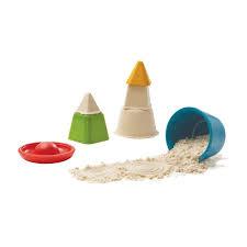 Creatieve zand speelset  - Plan Toys