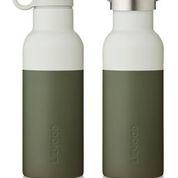 Neo water bottle - Hunter green/dove blue mix - Liewood