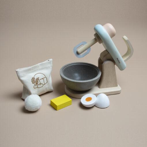 Stand mixer set  - Plan Toys