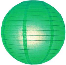 Lampion donker groen 35 cm
