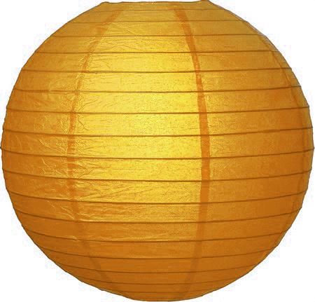 Lampion goud