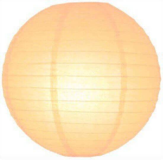 Lampion perzik