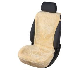 Autostoelbedekking Lamsvacht Vogue Beige