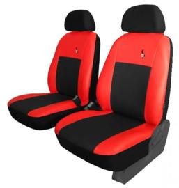 Bensoi Voorstoelen Road Zwart / Rood