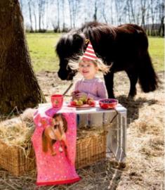 Kinderfeestje paardrijden