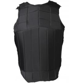 Horka flexplus bodyprotector voor kinderen   zwart