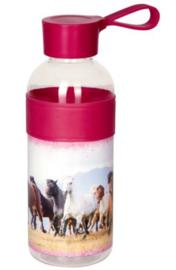 Paarden drinkfles | Tritan