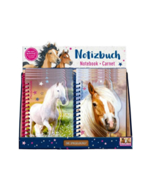 Notitieboekje Paardenvrienden