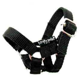 Crafty Ponies halster | zwart