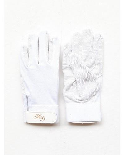 HB handschoenen katoen | wit