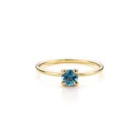 Stapel Blauw en Zeeuws   4 ringen