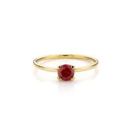 Stapel Rood | 3 ringen