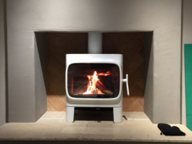 JOTUL F305 SL WIT EMAILLE