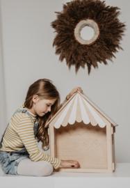 Circus plank / mini poppenhuis