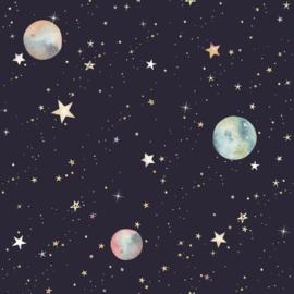 'Cosmos  ' Behang