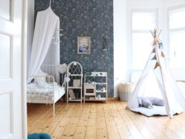 Tipi Tent 'White Linnen '