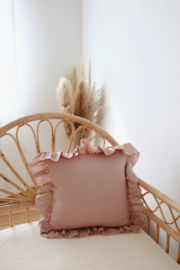Kussenhoes Frills-Pink