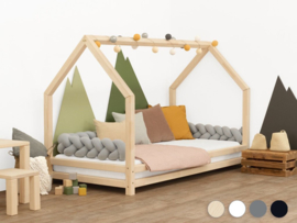Bed- Funny House -Natural Decor