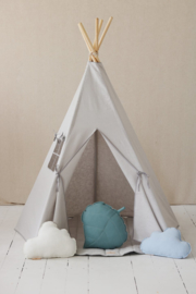 Tipi Tent 'Pigeon Grey'