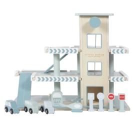 Speelgoed garage Little Dutch