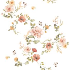 'Floral Vintage ' Behang