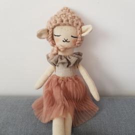 Lovely Little Sheep- Anna